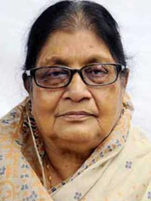 Syeda Sajeda Chowdhury